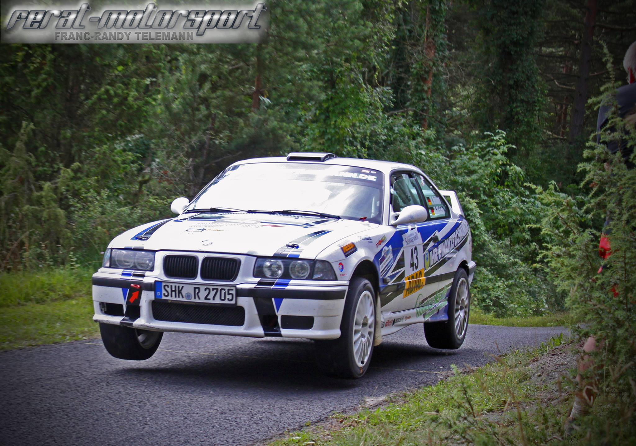 Wartburg-Rallye 2016 Heilborn-Melde BMW