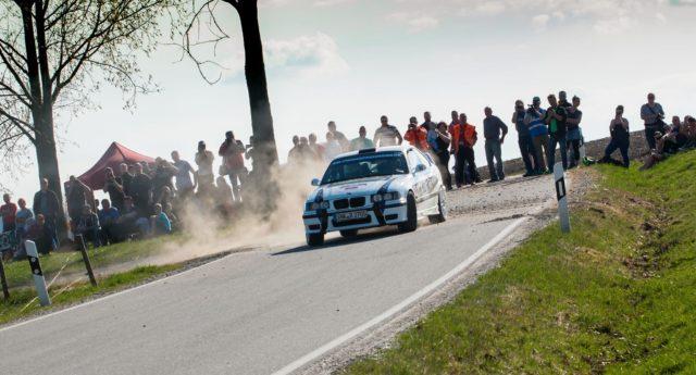 54. ADMV Rallye Erzgebirge 01.04.2017