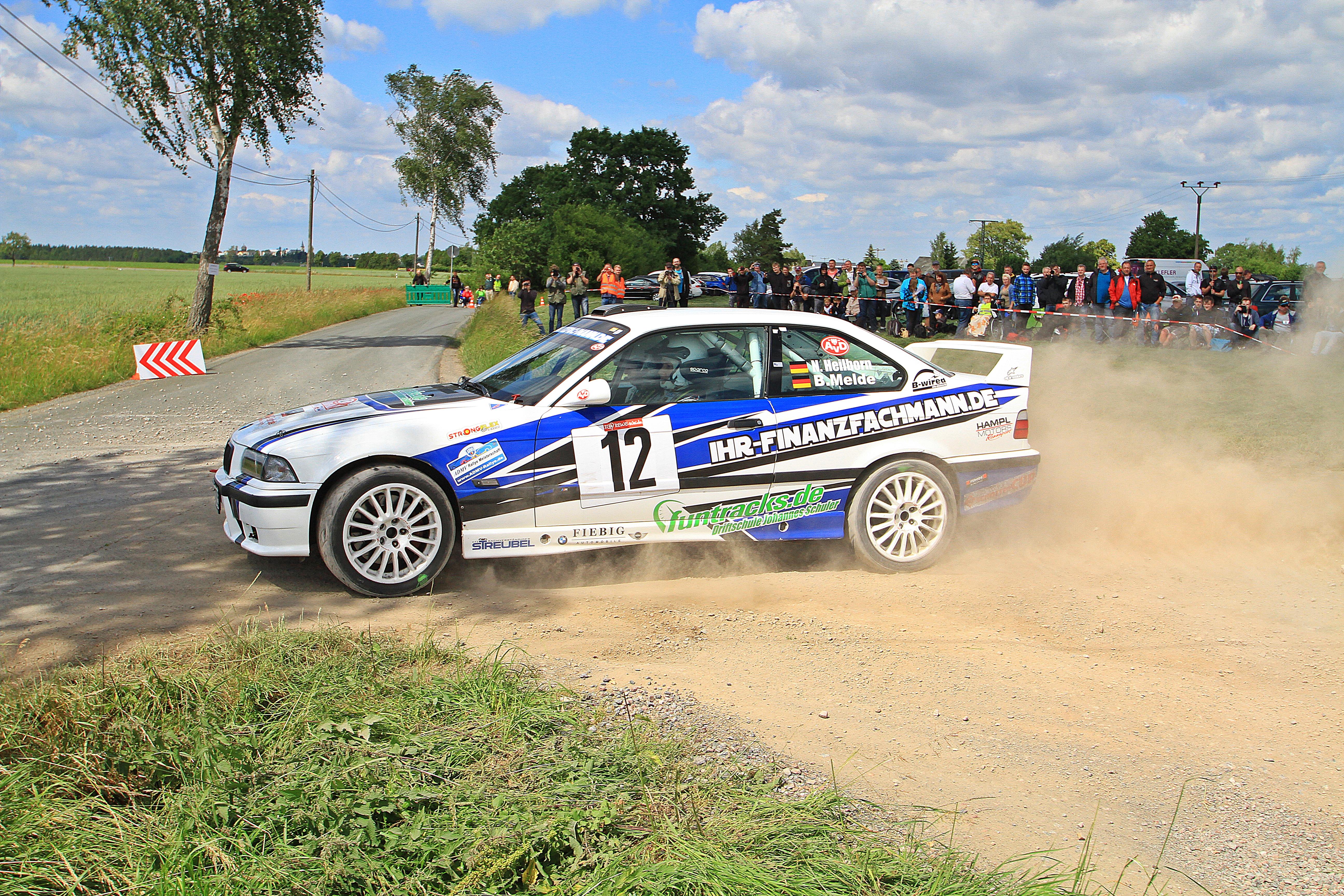 Osterburg-Rallye 2017 Nick Heilborn-Benjamin Melde BMW M3 www.IFM-MOTORSPORT.de