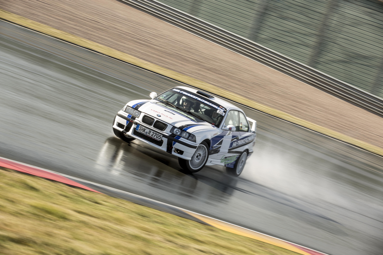 Sachsenring Rallyeshow 2017 Nick Heilborn-Benjamin Melde BMW M3 www.IFM-MOTORSPORT.de