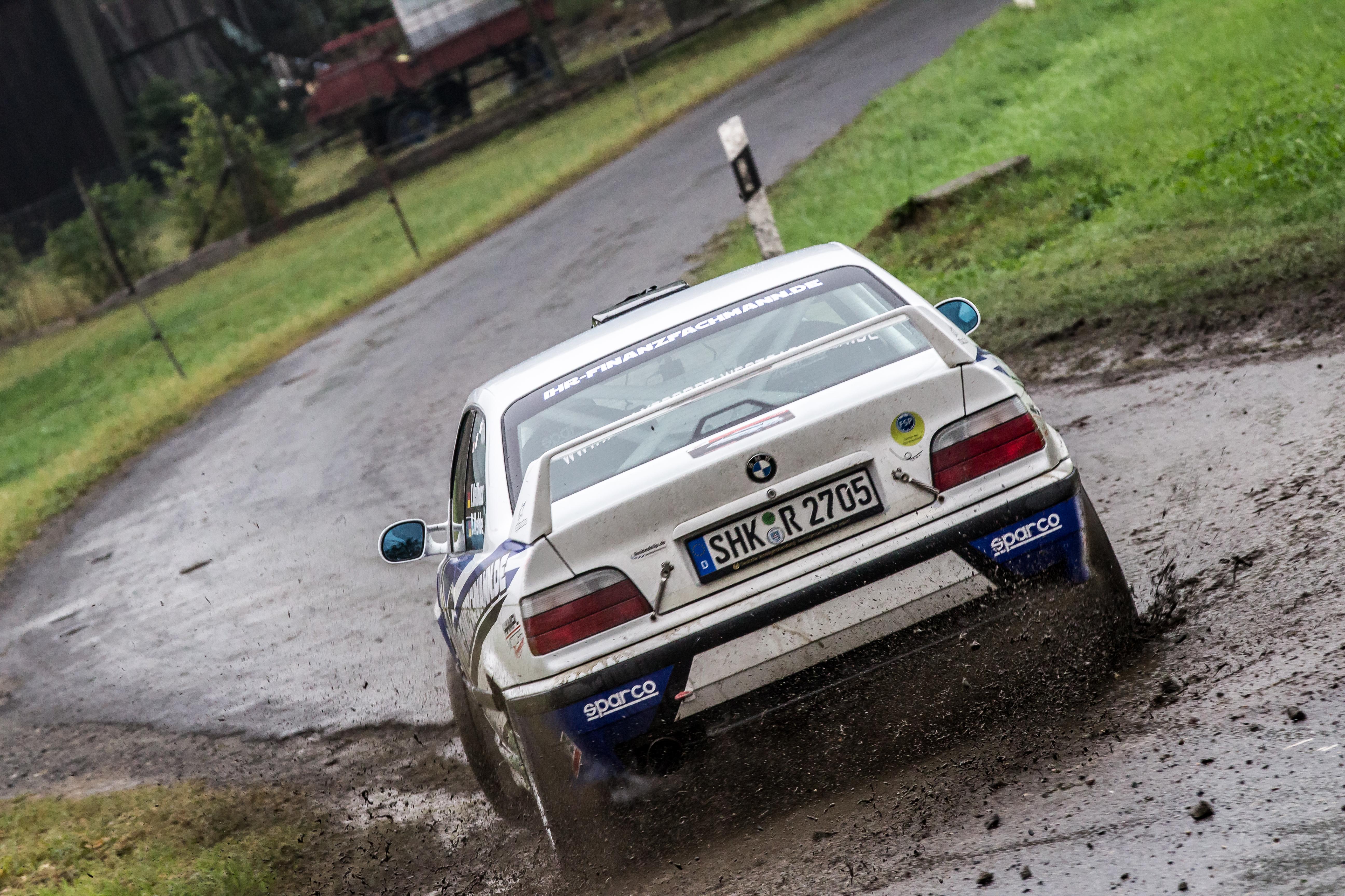 Rallyesprint-Hof Nick Heilborn