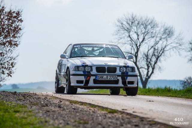 Nick Heilborn BMW E36