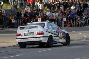 Sachsen-Rallye 2016 Heilborn/Melde BMW