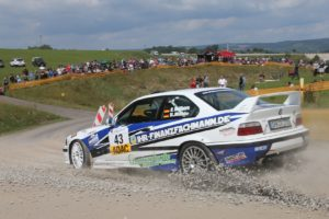 Wartburg Rallye Nick Heilborn - Benjamin Melde