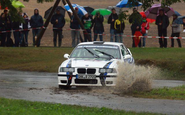 6. Rallyesprint Hof 18.09.2016