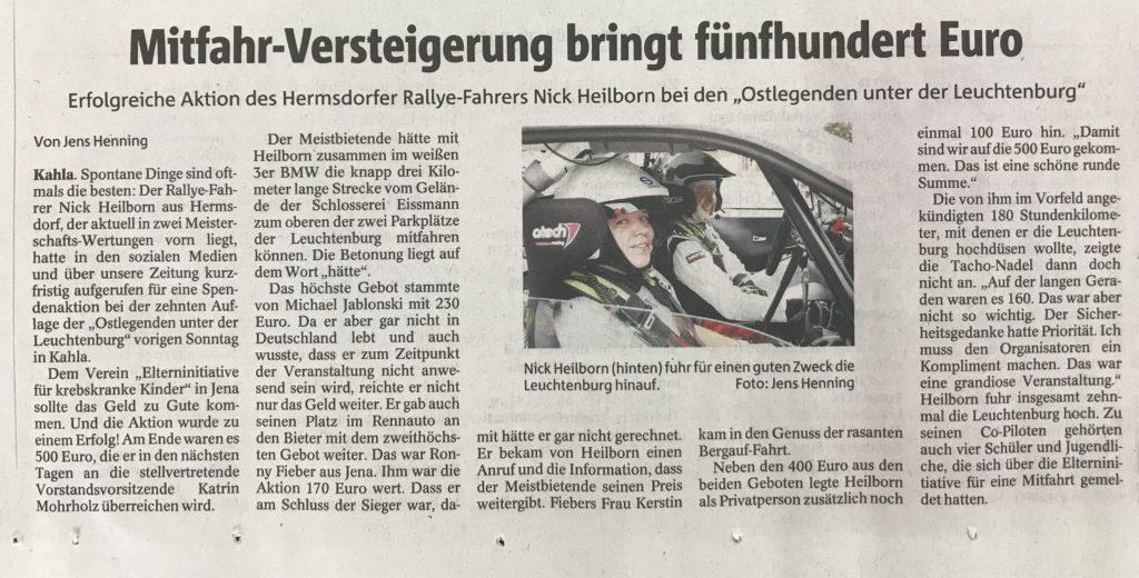 OTZ 2018-08-08 Ostlegenden-Leuchtenburg Nick Heilborn