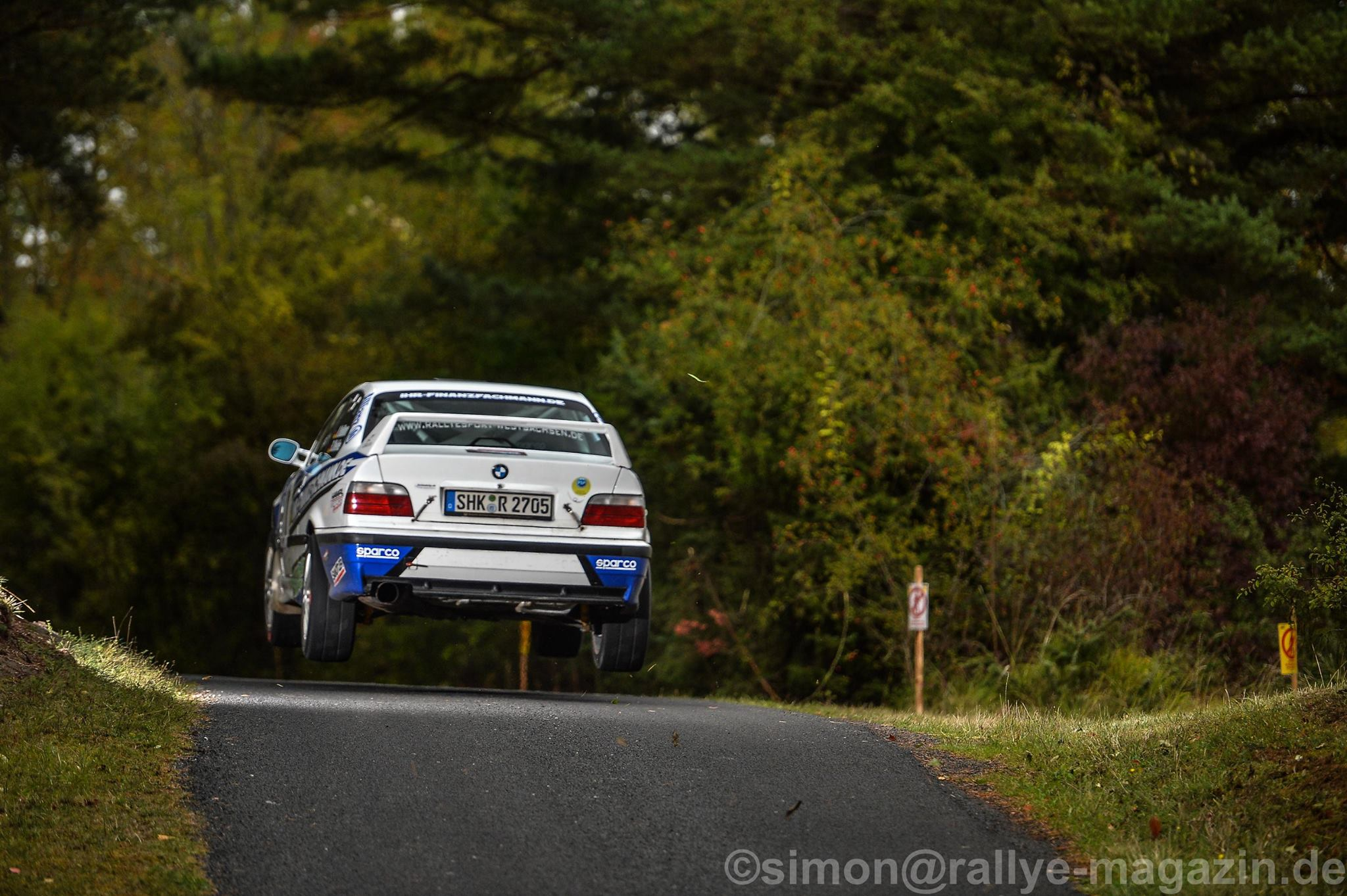 Rallye Race Gollert 2016 Heilborn-Melde BMW