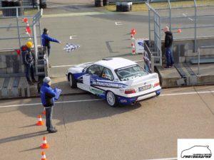 7. Sachsenring Rallyshow Nick Heilborn BMW M3