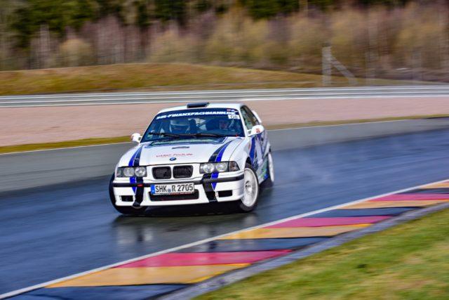 7. Rallyeshow Sachsenring 2017 Heilborn BMW