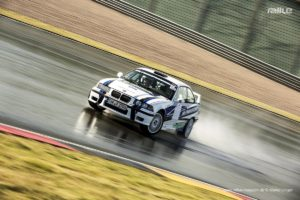 7. Sachsenring Rallyeshow 2017 Nick Heilborn BMW M3