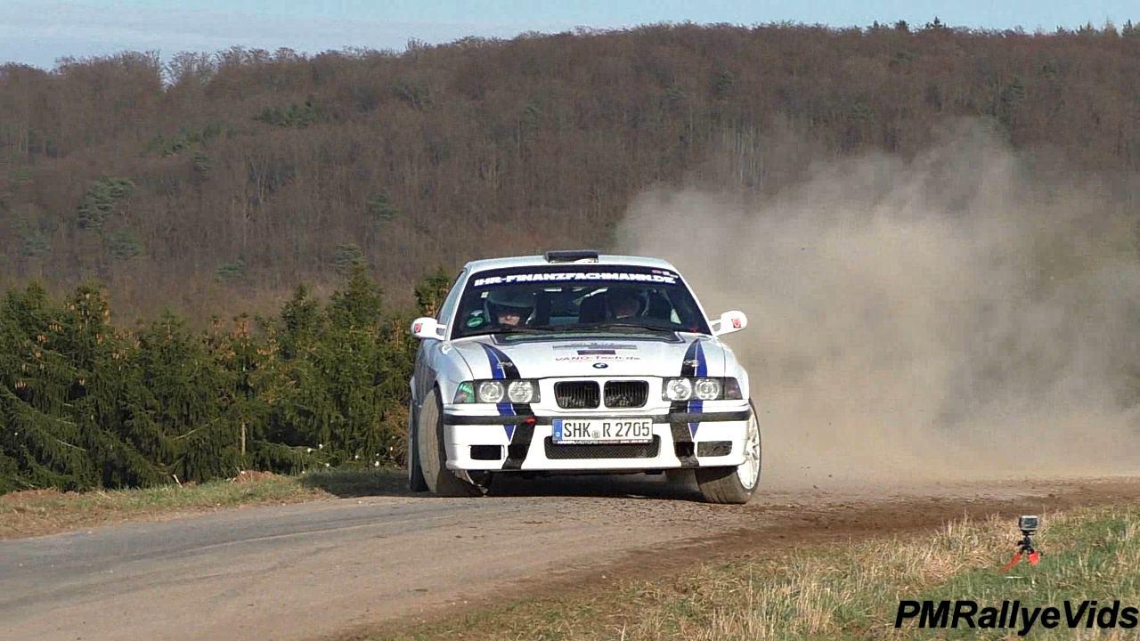 Werra-Meißner Rallye 2017 Heilborn/Melde M3