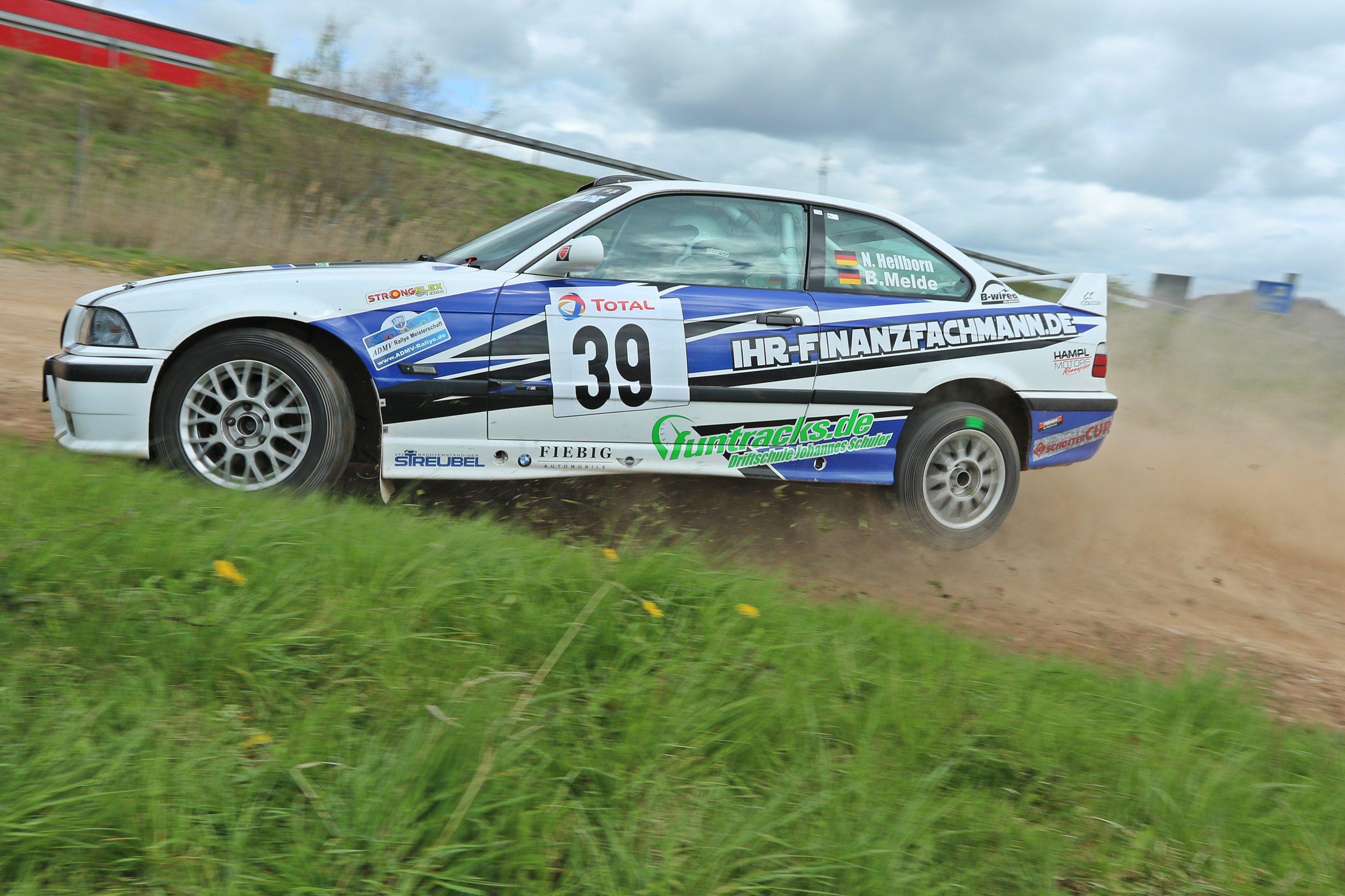 Roland-Rallye 2017 Heilborn/Melde BMW M3