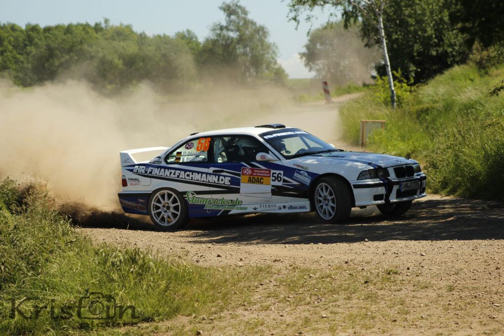 Heilborn-Melde Sachsen Rallye 2017 BMW M3
