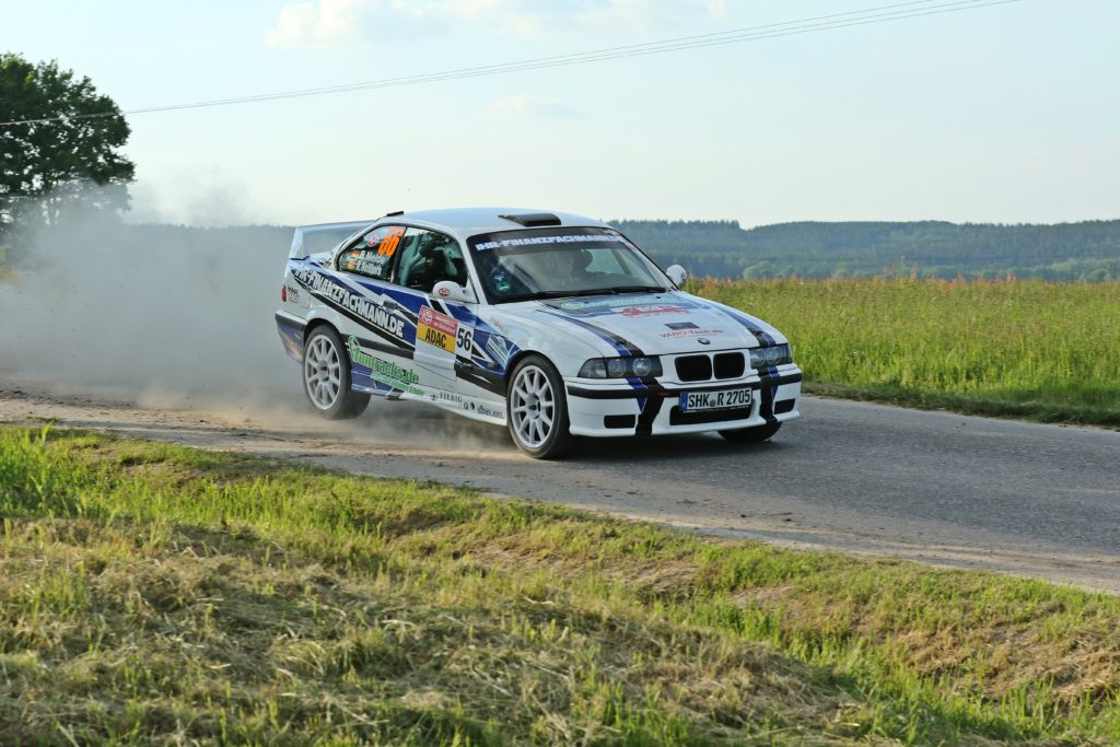 Sachsen-Rallye 2017 Nick Heilborn-Benjamin Melde BMW M3 www.IFM-MOTORSPORT.de