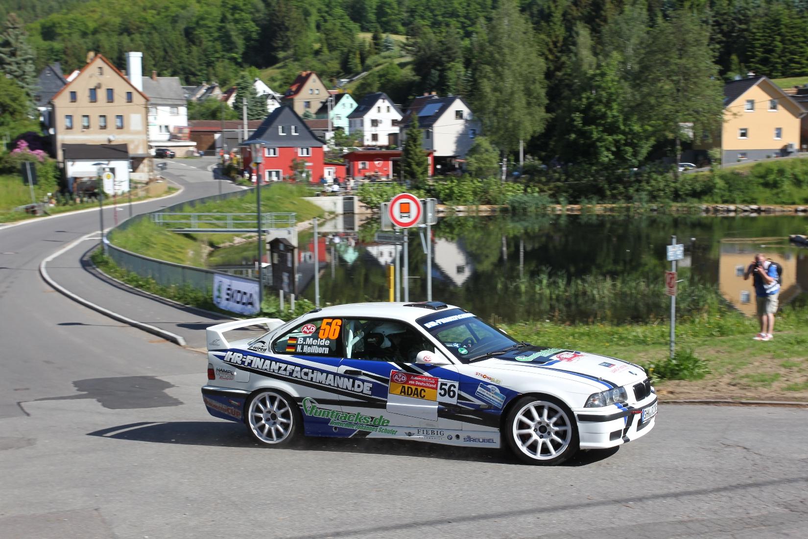 Sachsen-Rallye 2017 Heilborn-Melde BMW M3