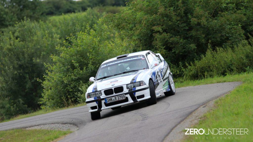 40. Landsberg-Rallye Meiningen 2017 - Heilborn-Melde BMW M3