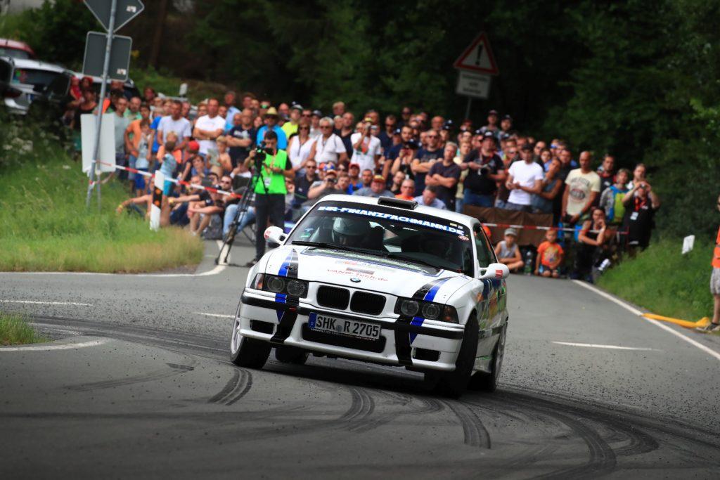 Thüringen Rallye 2017 Nick Heilborn - Benjamin Melde BMW M3