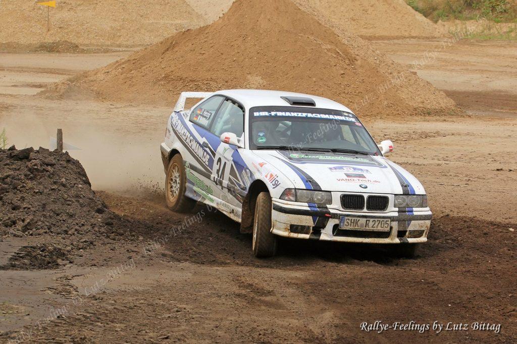Wedemark-Rallye 2017 Heilborn-Melde BMW M3
