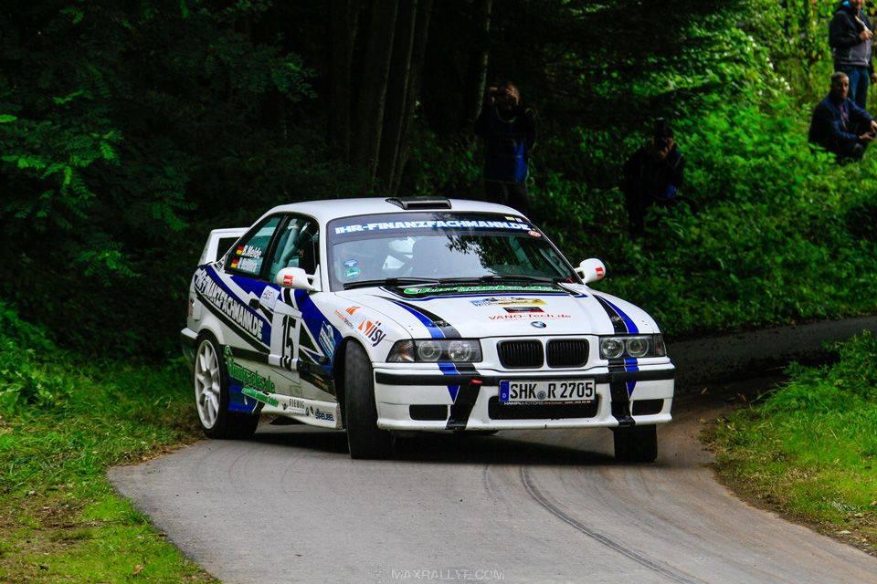 Rallye Grünhain 2017 Heilborn-Melde BMW M3 Ihr-Finanzfachmann