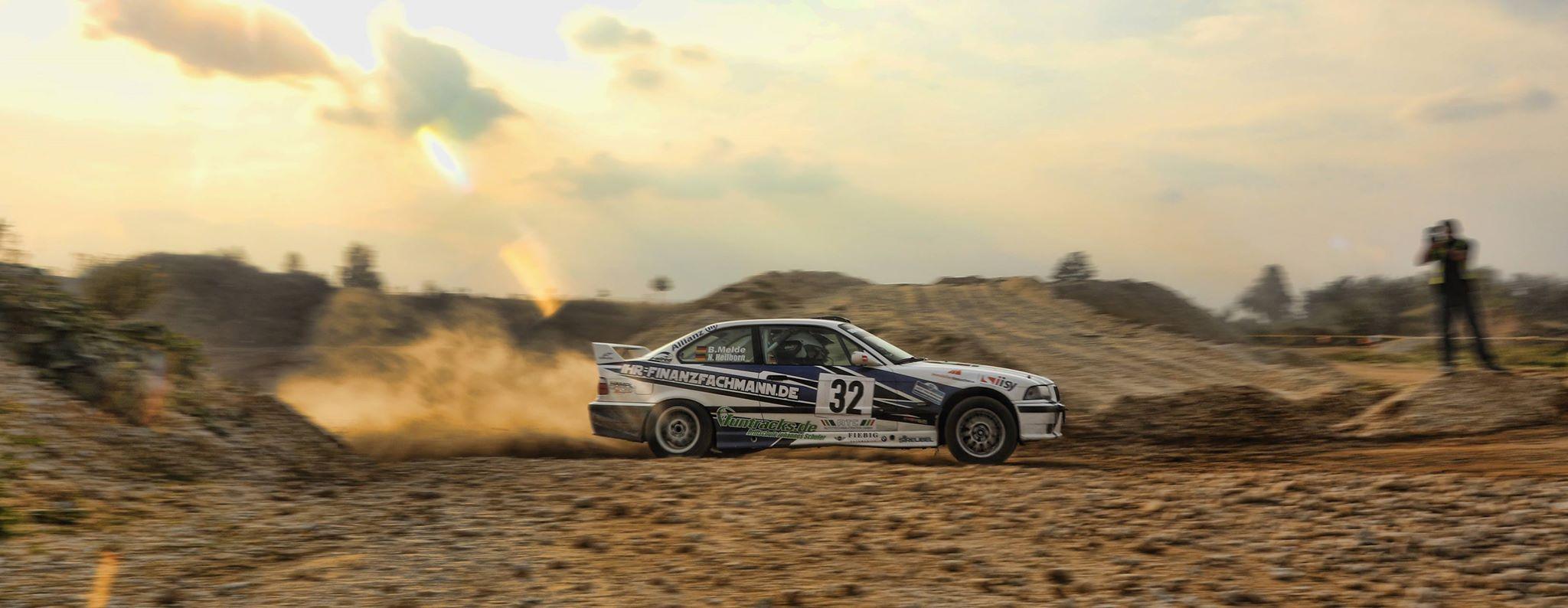 Rallye Zwickauer Land 2017 Nick Heilborn-Benjamin Melde BMW M3