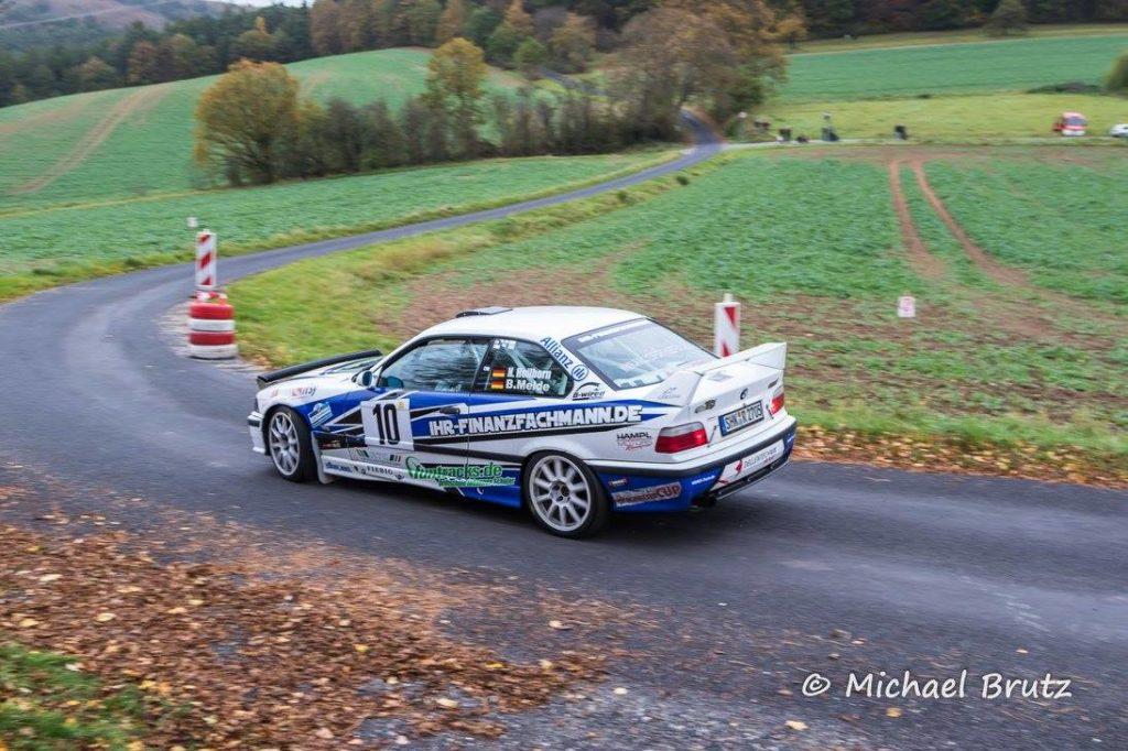 Rallye Race Gollert 2017 Heilborn-Melde BMW M3 Ihr-Finanzfachmann