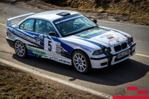 Werra-Meißner-Rallye 2018 Nick Heilborn-Benjamin Melde BMW M3