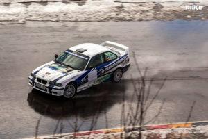 Sachsenring Rallyeshow 2018 Nick Heilborn-Benjamin Melde BMW M3