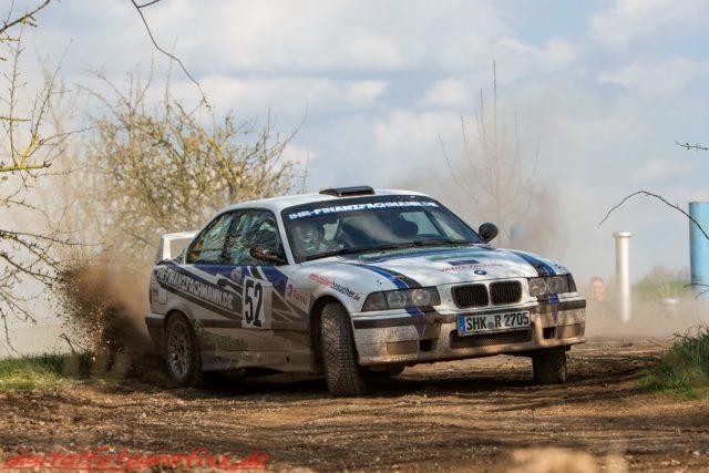 48. ADAC Roland-Rallye 14.04.2018