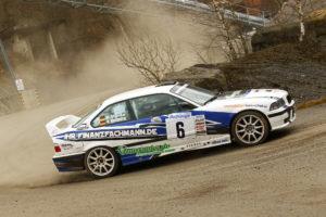 Rallye Melsungen-Hessisches Bergland 2018 Nick Heilborn - Benjamin Melde BMW M3