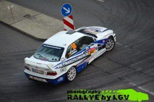 AvD Sachsen-Rallye 2018 Nick Heilborn - Benjamin Melde BMW M3