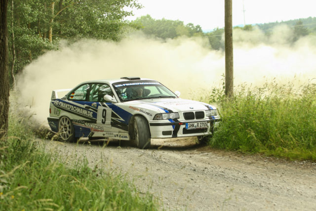 47. Osterburg-Rallye Weida, 16.06.2018