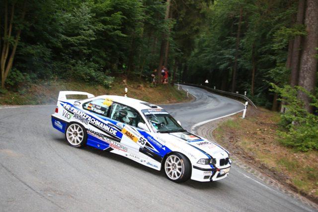 58. ADAC Cosmo Rallye Wartburg – Eisenach 26. bis 28.07.2018