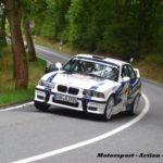 Ostlegenden Leuchtenburg Bergrennen Kahla 2018 - Nick Heilborn BMW M3, Rallye-Taxi
