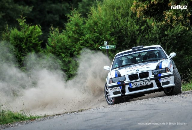 15. ADMV Rallye Grünhain 01.09.2018