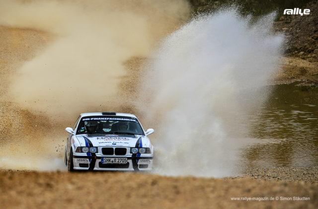 Rallye Zwickauer Land 2018 - Nick Heilborn und Benjamin Melde, BMW M3