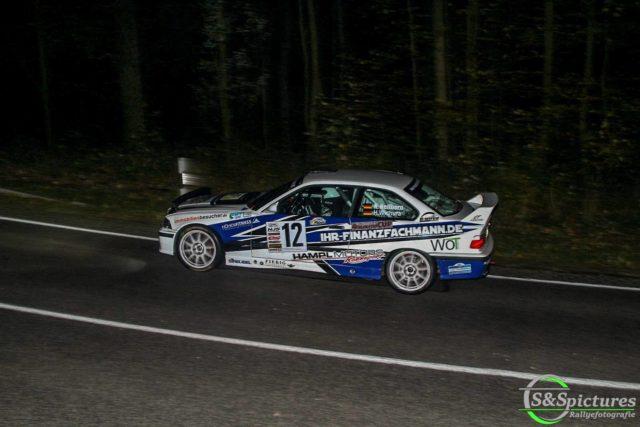 Rallye Race Gollert 2018 - Nick Heilborn und Dr. Henry Wichura, BMW M3