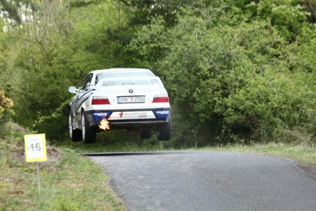 Rallye Race Gollert 2019 - Nick Heilborn und Dr. Henry Wichura, BMW M3